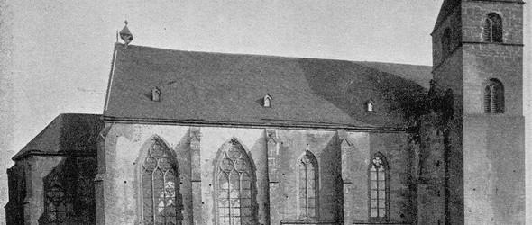 II. Die verschiedenen Bauperioden der Stiftskirche, der Kreuzgänge und des Kapitelhauses