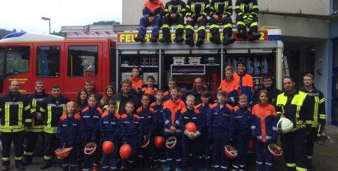 Jahreshauptversammlung der Freiwilligen Feuerwehr Kyllburg
