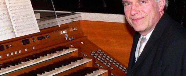 Orgelkonzert mit Johannes Geffert