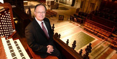 Orgelkonzert am 27.8. mit Kent Tritle