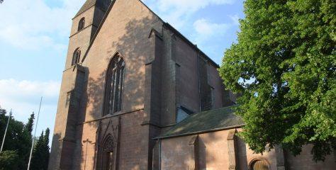 """Konzert von """"Singer Pur"""" in der Stiftskirche"""