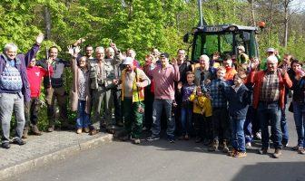 Aktion Saubere Landschaft in Kyllburg 2017