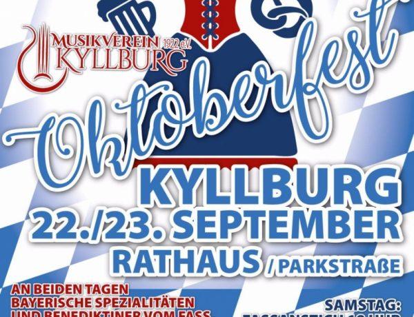 Oktoberfest des MV Kyllburg am 4. September-Wochenende