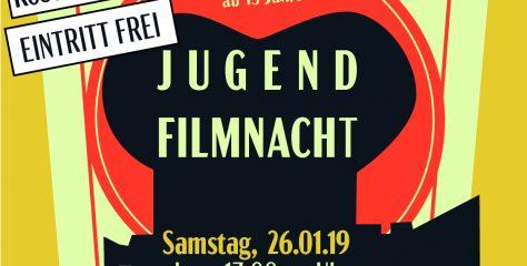 Erste Kyllburger Jugendfilmnacht