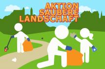 Aktionstag Saubere Landschaft