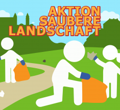 Aktion Saubere Landschaft