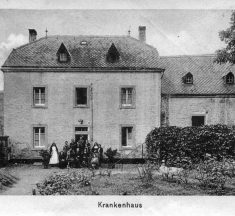 Aus der Geschichte: Das Kyllburger Krankenhaus 1890–1968